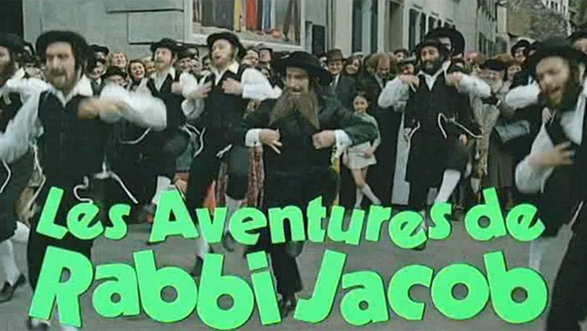 Documentaire de fun s intime for Dans rabbi jacob