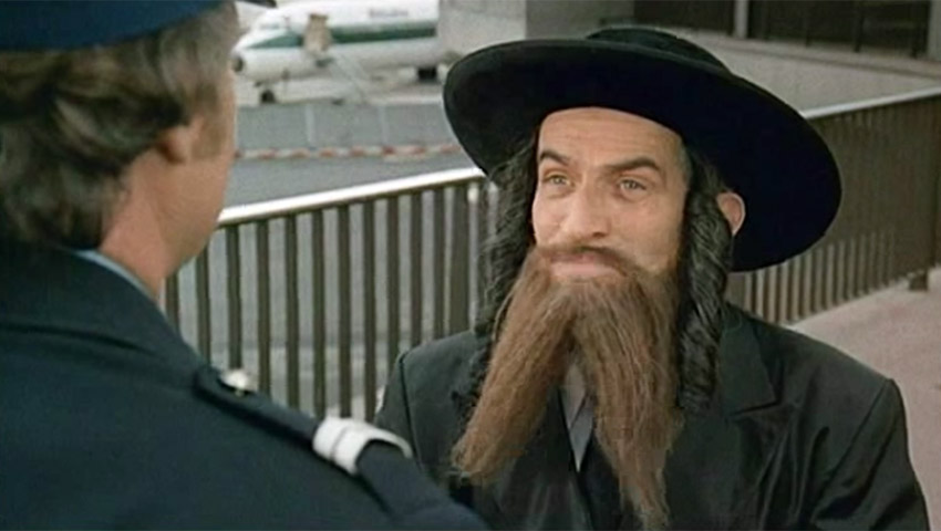 Louis de funes rabbi jacob for Dans rabbi jacob