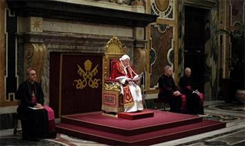pape du moyen age